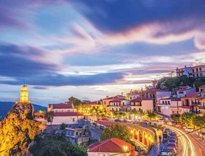 Γνωρίστε τα 10 πιο όμορφα χωριά της Ελλάδας! (photos)
