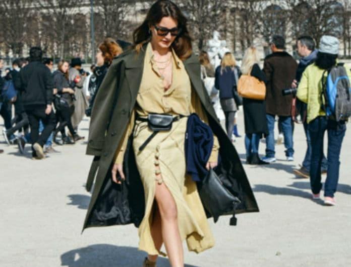 Φόρα τη belt bag όπως οι star! Πώς να υιοθετήσεις σωστά το πιο hot trend της σεζόν!