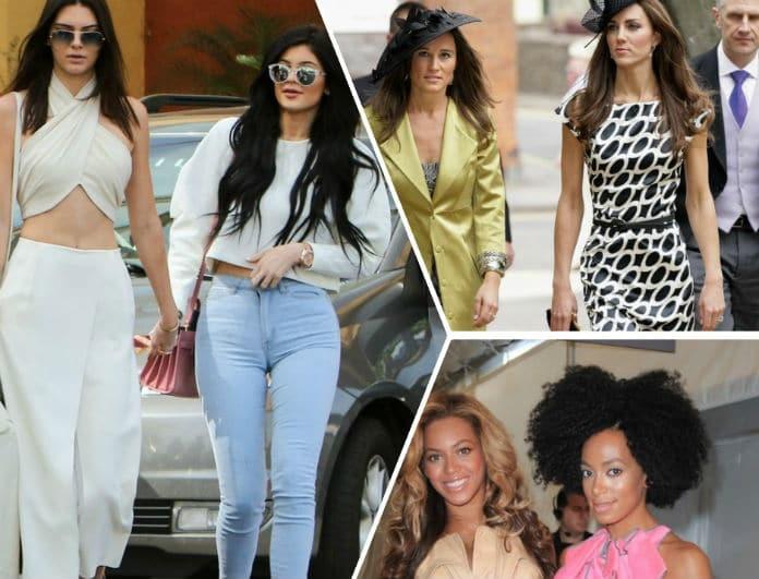 10 διάσημες αδερφές που έγραψαν ιστορία με το στιλ τους! Η μόδα είναι οικογενειακή υπόθεση!
