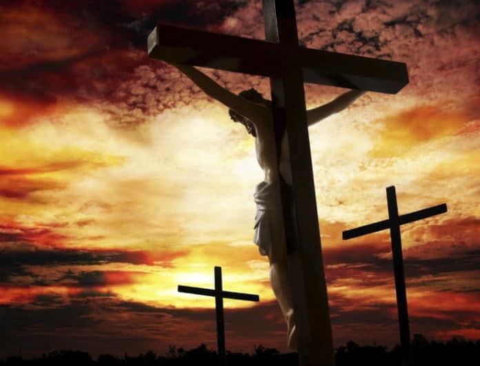 Φυλακισμένος στα έγκατα της Γης πριν τον Σταυρικό Του Θάνατο! Σπάνιες εικόνες από την φυλακή του Χριστού!
