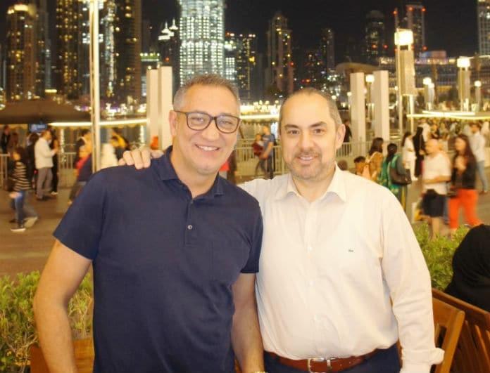 Ο Αθανάσιος Χριστόπουλος στο Ντουμπάι για την προώθηση της Πλαστικής Χειρουργικής στην Ελλάδα
