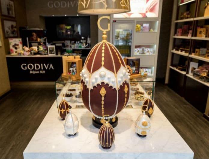 «Αστρονομικό» ποσό για ένα πασχαλινό αυγό! Η σοκολατένια απόλαυση που κοστίζει  5.700€!
