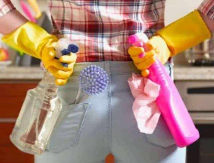 Κάντε την μπανιέρα σας σαν καινούργια! Αυτά είναι η σπιτική συνταγή που θα σας «λύσει» τα χέρια!