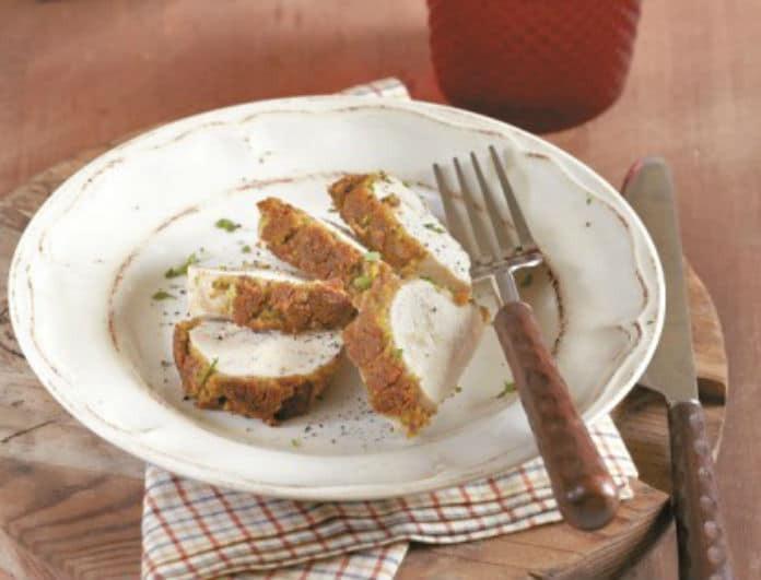 H συνταγή που θα αγαπήσουν τα παιδιά σας! Κοτόπουλο με κρούστα από φιστίκια Αιγίνης!