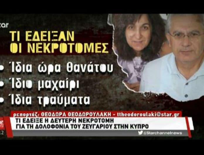 Εξετάστηκε από 3 ιατροδικαστές ο 15χρονος για το έγκλημα στη Κύπρο! Τα νέα στοιχεία για την δολοφονία του ζευγαριού! (Βίντεο)