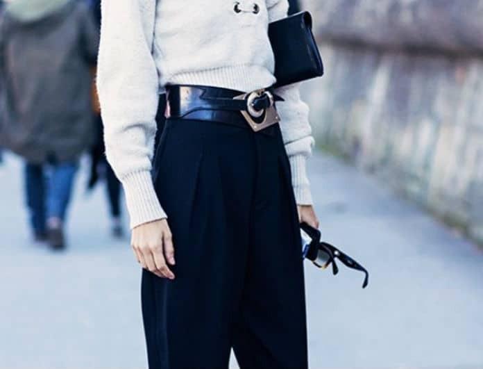 Bacκ in Black: Το απόλυτο hot trend της φετινής σεζόν που δίνει φινέτσα στην εμφάνιση σου!