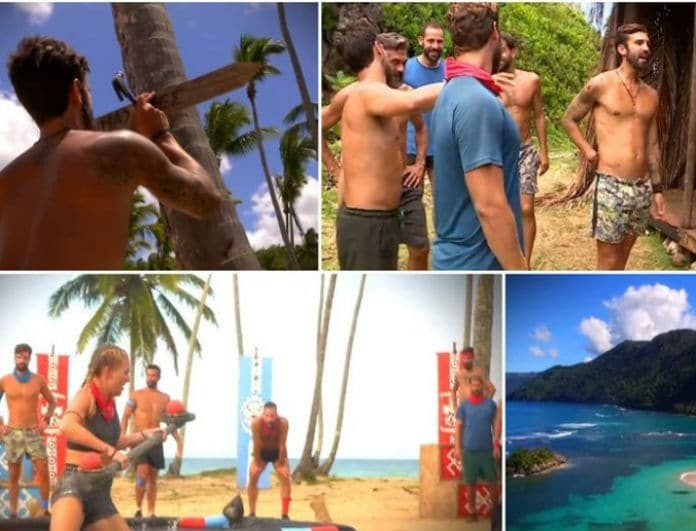 Survivor 2 spoiler: Το 5λεπτο βίντεο του σημερινού επεισοδίου! Οι νέες φιλίες και οι... ετοιμασίες! (video)