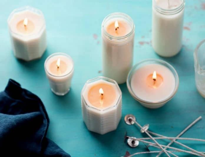 Δεν ξέρετε τι δώρο να κάνετε το Πάσχα; Αυτό είναι το διακοσμητικό χειροποίητο κερί που θα εντυπωσιάσει τους φίλους σας!