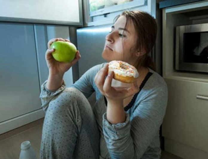 Η δίαιτα... της νύχτας! Τι να φας το βράδυ για να κάψεις λίπος και να μπεις στο πιο στενό σου τζιν!