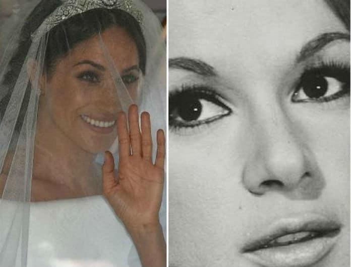 Βασιλικός γάμος: Η Μέγκαν Μαρκλ αντέγραψε την Αλίκη Βουγιουκλάκη! Η λεπτομέρεια που λίγοι παρατήρησαν και η φωτογραφία ντοκουμέντο!