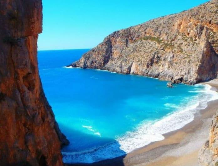 4 «μυστικές» παραλίες στην Ελλάδα κατάλληλες για απομόνωση! (photos)