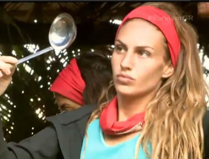 Survivor: Χαμός στο Twitter με την Κατερίνα Δαλάκα: