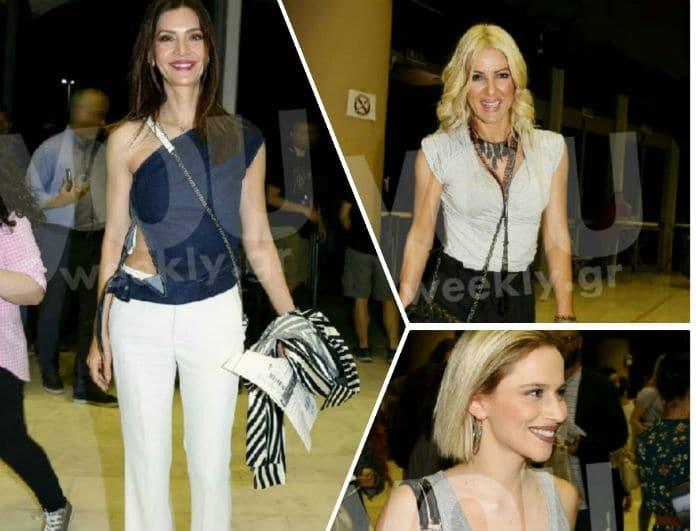 Οι εμφανίσεις των celebrities στη συναυλία της Λάρα Φαμπιάν! Το hot & not... μετά μουσικής!