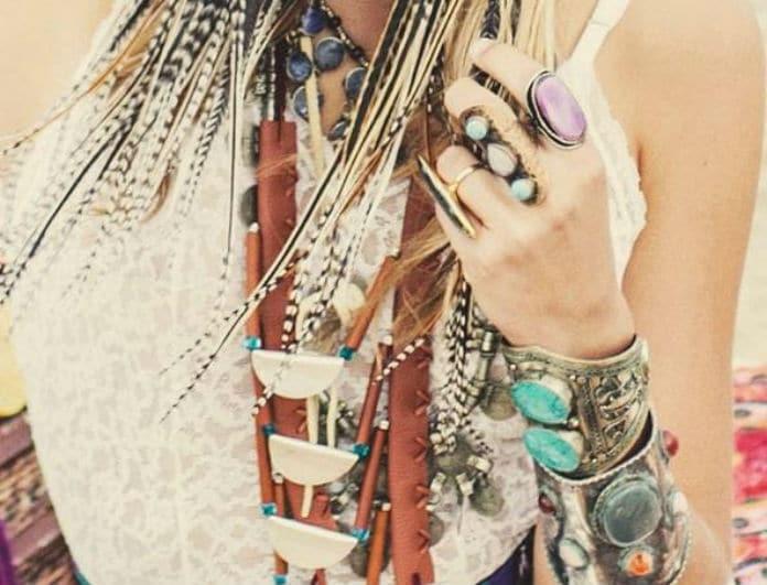 Τα πιο stylish κοσμήματα για να αναδείξεις το bohemian στυλ σου! Το Youweekly.gr προτείνει...