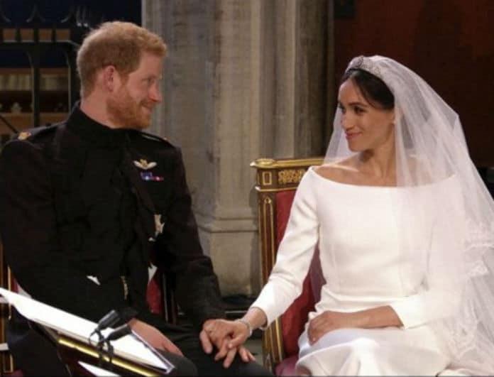 Βασιλικός γάμος: Η γκριμάτσα της πρώην του Χάρι που έγινε viral!