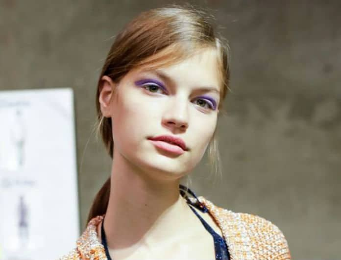 Purple lover! Το καλοκαιρινό μακιγιάζ σε μοβ - λιλά που θα λατρέψεις!