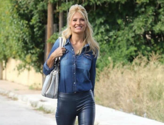 Φαίη Σκορδά: Στενό μαρκάρισμα από ισχυρό άντρα και ο ρόλος του Λιάγκα! Σε δίλημμα η παρουσιάστρια...
