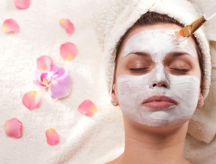 Σπιτική μάσκα προσώπου με τριαντάφυλλο για μεικτές επιδερμίδες! Πως να ενυδατώσεις το πρόσωπο σου....