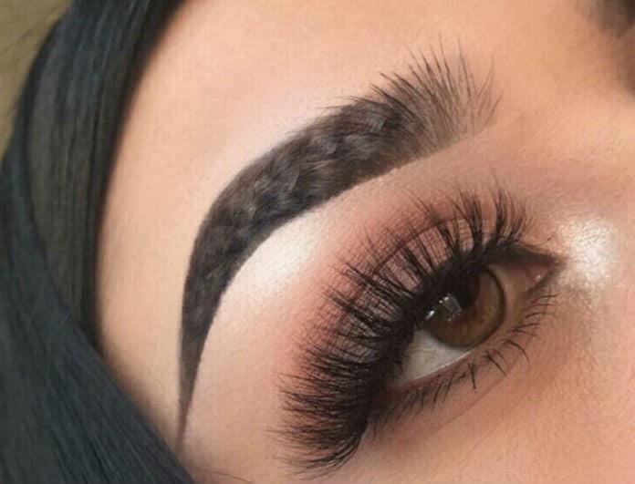 Braided eyebrows: Η αμιλεφόμενη τάση που έχει προκαλέσει φρενίτιδα στο εξωτερικό!