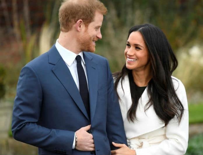 Πρίγκιπας Χάρι- ΜέγκανΜαρκλ: Η τούρτα υπερπαραγωγή του ζευγαριού! Αυτή είναι η συνταγή!