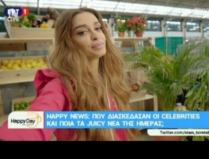 To καρφί της Ελένης Φουρέιρα για την Eurovision! «Κι εγώ είχα τεχνικά προβλήματα αλλά...»! (Βίντεο)