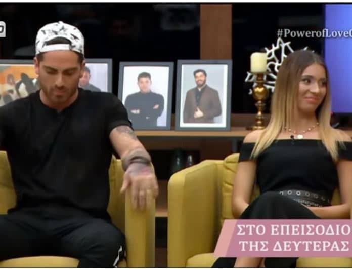 Power Of Love: Επιστρέφει Δώρος - Αθηνά στο σπίτι! Θα μείνουν όμως; (Βίντεο)
