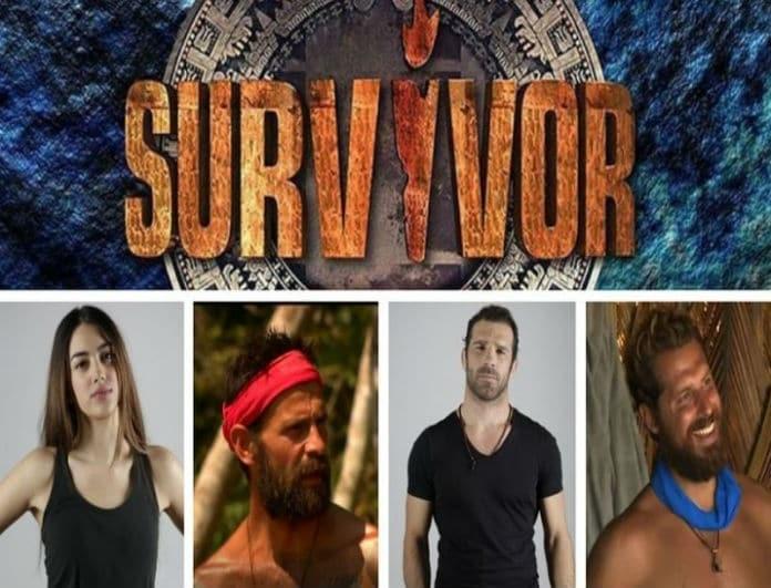 Survivor - ψηφοφορία: Ποιος παίκτης θέλετε να αποχωρήσει αυτή την εβδομάδα; Ο λόγος δικός σας...