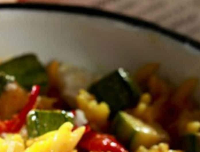 Η απόλυτη καλοκαιρινή συνταγή: Γιουβέτσι κατσαρόλας με λαχανικά και φέτα!