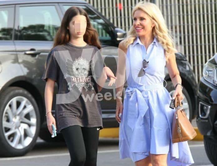 Το απόλυτο street style από την Ελένη Μενεγάκη! Το shirt dress look που πρέπει να αντιγράψεις!