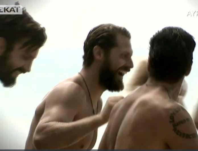 Survivor - Παρασκήνιο: Γιατί ο Νάσος χάρηκε που πήγε στους Μαχητές; Τι του έκαναν στους Διάσημους και με ποιον είχε πρόβλημα;