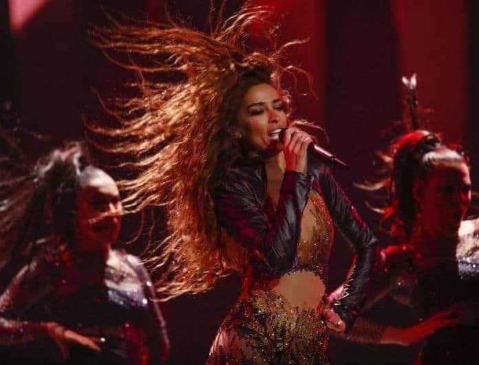 Ελένη Φουρέιρα: Μπορεί να μην κέρδισε την Eurovision - αλλά βραβεύτηκε για άλλο λόγο!