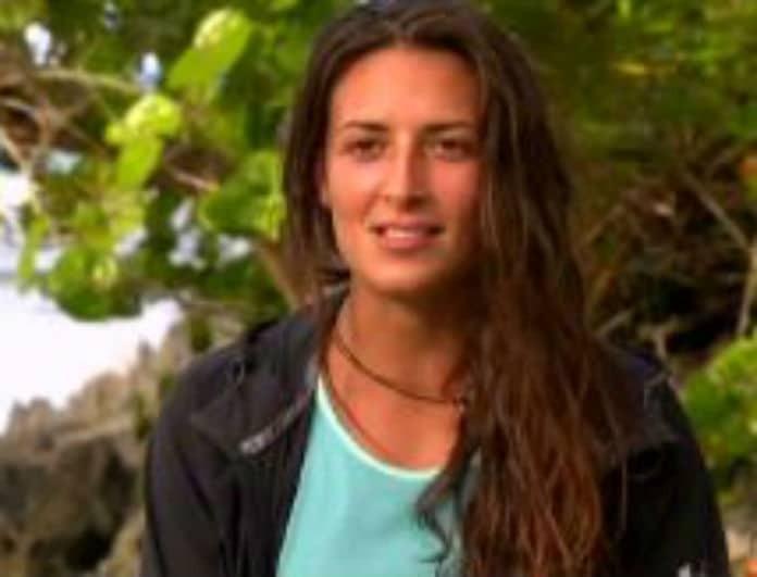 Survivor 2: Αποκαλυπτική και s*xy η Σαλταφερίδου! Η εμφάνιση που έβγαζε... μάτι!  (βίντεο)