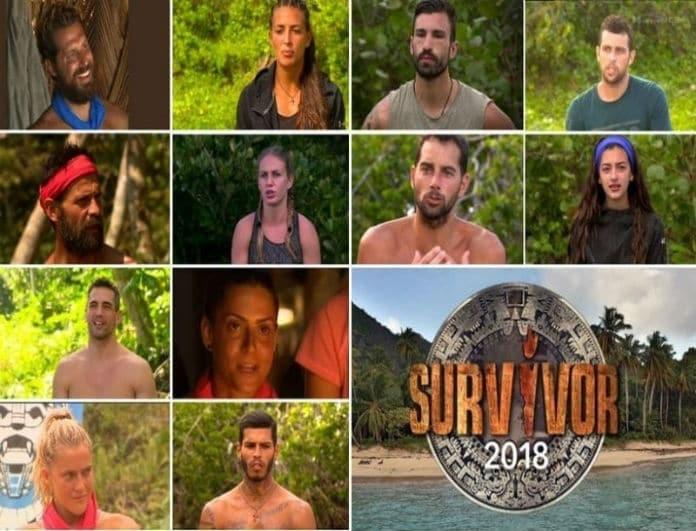 Survivor - ψηφοφορία: Ποιος θέλετε να αποχωρήσει από το ριάλιτι!
