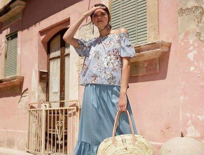 Aνάδειξε την θηλυκότητα σου με ένα off-shoulder top! Η Fashion Editor του youweekly.gr προτείνει!