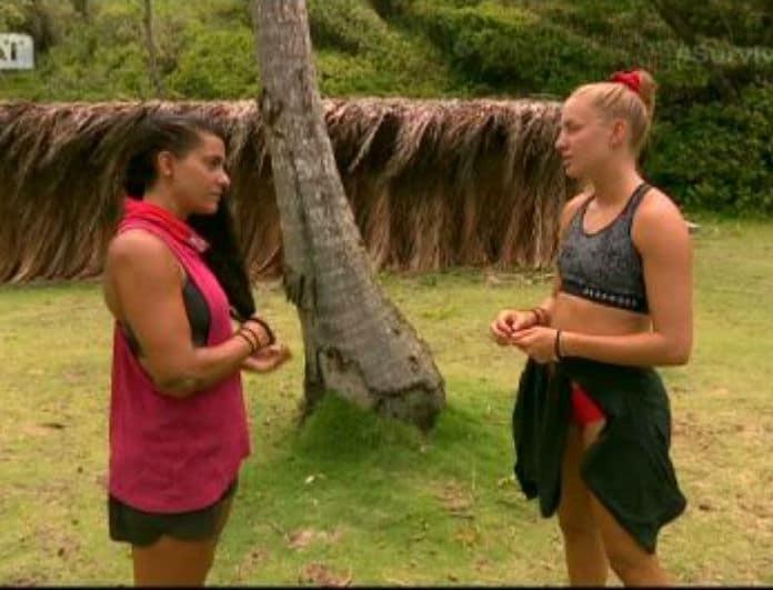 "Survivor 2: ""Έχω στεναχωρηθεί με την Δαλάκα αλλά όπως έχει πει και ο Νάσος...."" - Από φίλες, άσπονδοι εχθροί Κατερίνα – Εύη; (βίντεο)"
