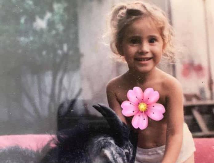 Κι όμως! Το κοριτσάκι της φωτογραφίας είναι παίκτρια του Power of Love!