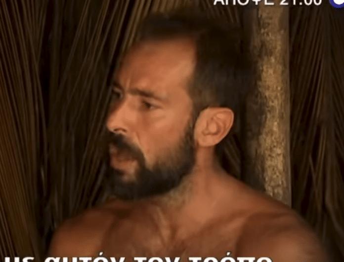 Survivor 2: Καβγάς άνευ προηγουμένου για Χάρο- Σαλταφερίδου!Βαριά τα λόγια που αντάλλαξαν! «Ούτε σε ζώα δεν μιλάνε…» (Βίντεο)