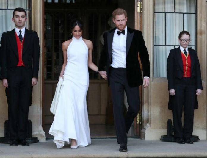 Βασιλικός γάμος: Το βίντεο που διέρρευσε η κολλητή της Μέγκαν από το prive πάρτι στο παλάτι!