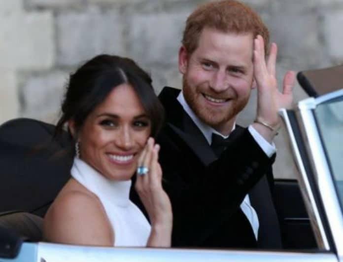 Βασιλικός γάμος: Η πιο ωραία φωτογραφία του Πρίγκιπα Χάρι και της Μέγκαν Μαρκλ! Συναγωνίζεται τις επίσημες!
