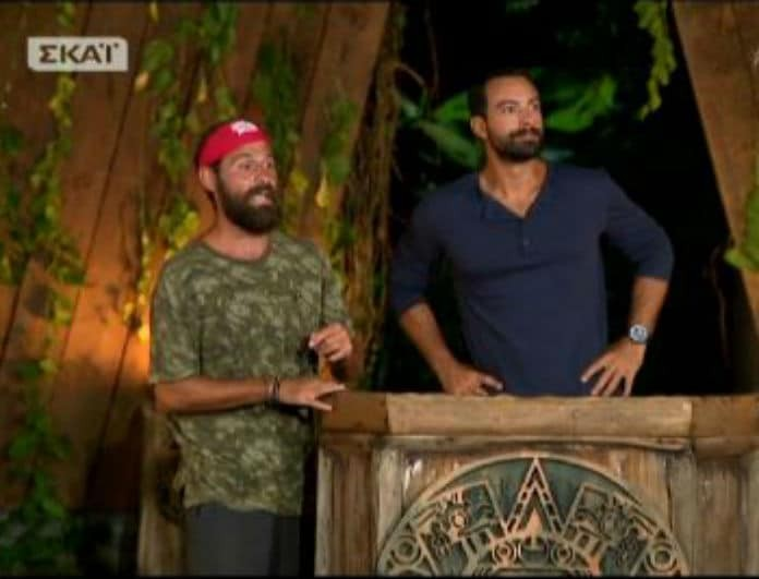 Survivor 2: Καφρίλα! Την έκανε πάλι την... πατάτα ο Μουρούτσος! Τι είπε για την Μπόμπα; (βίντεο)