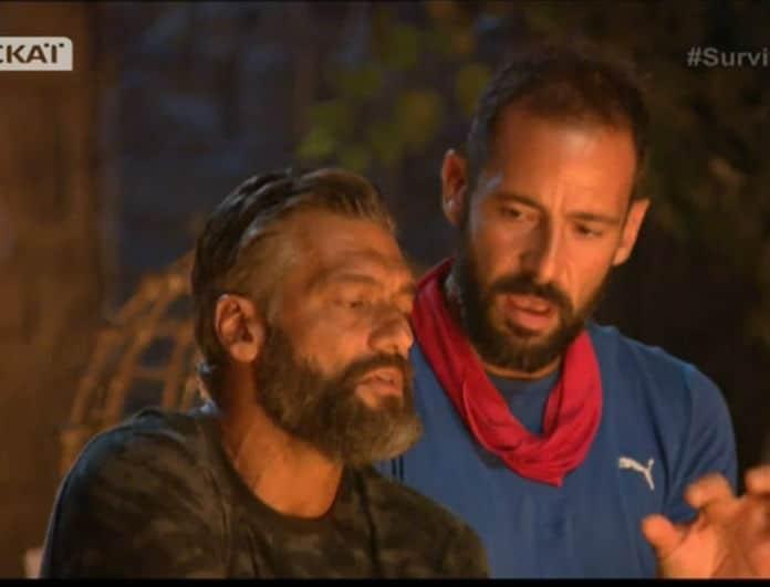 Survivor - Παρασκήνιο: Θερμό επεισόδιο μετά το συμβούλιο! Ο καυγάς όλων μεταξύ τους...