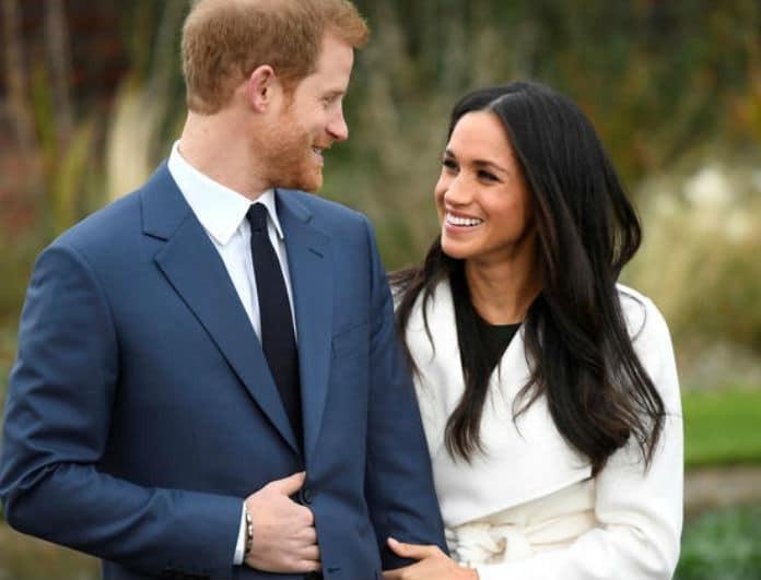 Aυτό ίσως είναι το σκάνδαλο από τον Βασιλικό γάμο της Μέγκαν Μαρκλ και του Πρίγκιπα Χάρι!