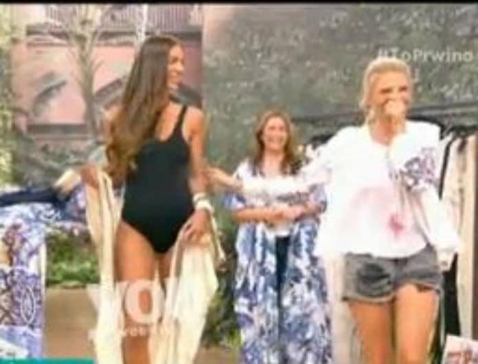 Κι όμως το είπε! Η Φαίη Σκορδά αποκάλυψε on air την ηλικία της! (Βίντεο)