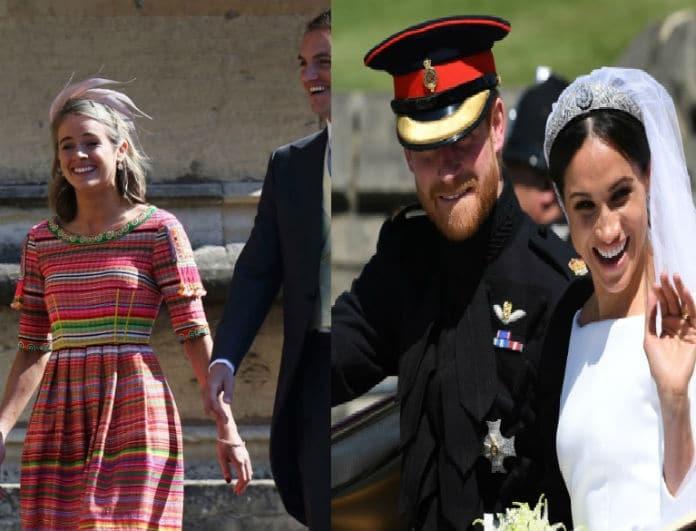 Η πρώην του πρίγκιπα Χάρι που πήγε στο γάμο, περιγράφει τι την πείραξε περισσότερο -«Ηταν απαίσιο»
