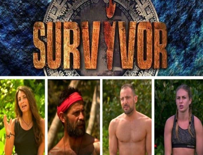 Survivor - Ψηφοφορία: Ποιος παίκτης θέλετε να αποχωρήσει; Ο λόγος δικός σας...