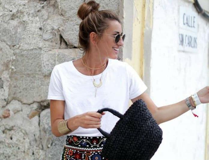 Mini φούστα με prints: Πως να φορέσεις το πιο hot κομμάτι του καλοκαιριού από το πρωί μέχρι το βράδυ!