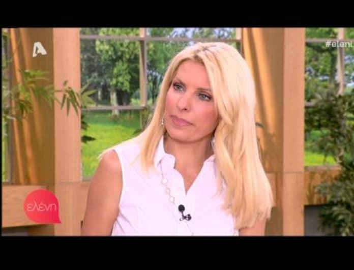 Επικό σκηνικό στην εκπομπή της Μενεγάκη! Η μπηχτή για τις πλαστικές και η ερώτηση φωτιά! (Βίντεο)