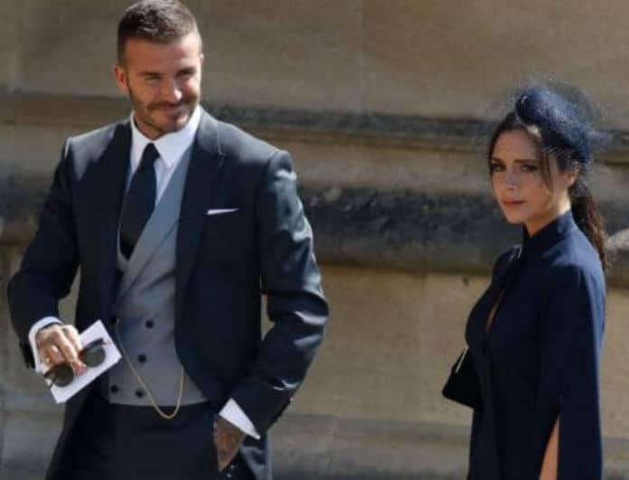 Χαμός με τον Βασιλικό γάμο! Πασίγνωστη Ελληνίδα παρουσιάστρια είπε την την Victoria Beckham.. ξινή! (Βίντεο)
