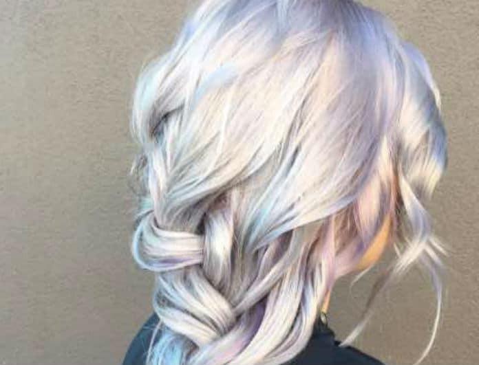 Opal hair: Η τάση που έχει προκαλέσει φρενίτιδα στο εξωτερικό! Αυτή είναι η απόλυτη απόχρωση για το φετινό καλοκαίρι!