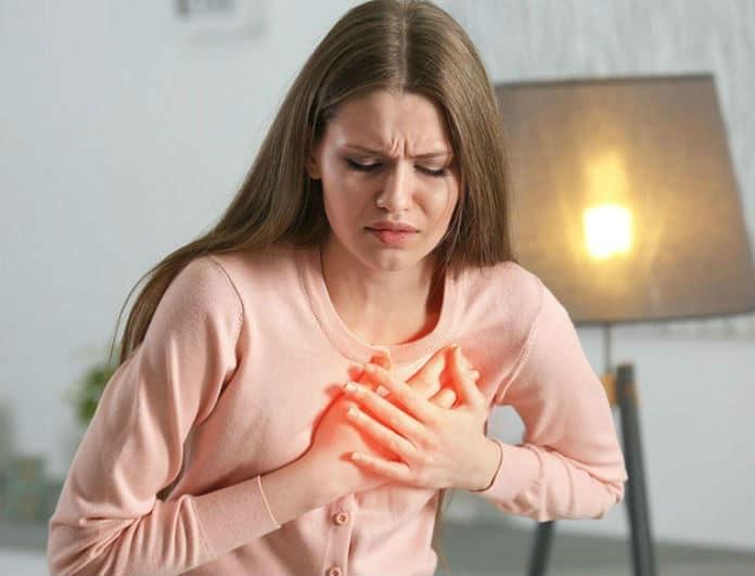 """Καρδιακή προσβολή: Οι κρυφοί παράγοντες κινδύνου! Ο """"πόνος"""" που πρέπει να σε κάνει να τρέξεις!"""